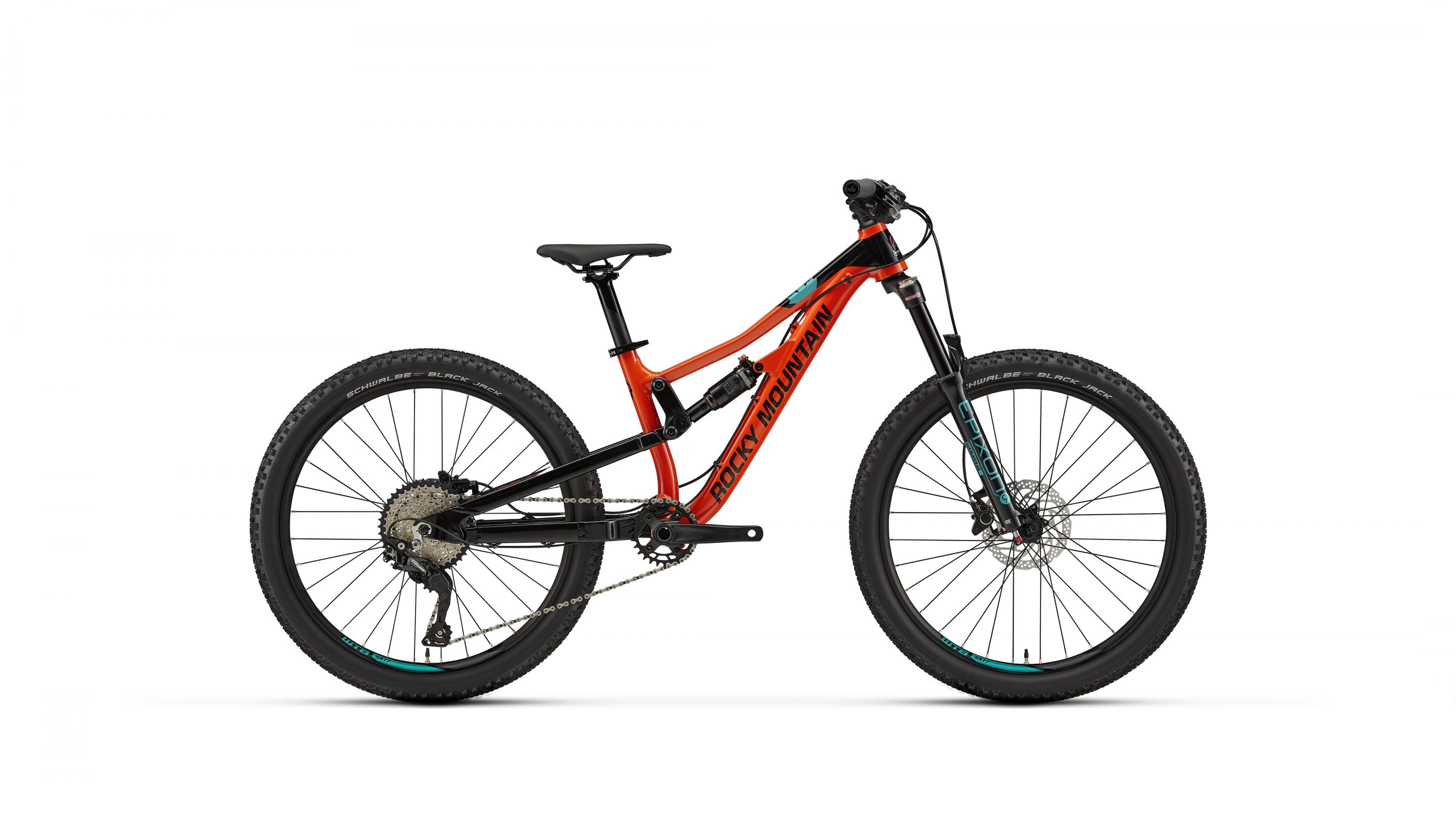 eeea4bff6 The jump to 24 inch wheels opens up longer rides and faster descents!  Starting at age 8 or 9 these bikes make sense for those kids who really  like to shred ...